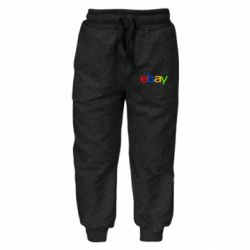 Дитячі штани Ebay