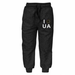 Детские штаны Euro UA - FatLine