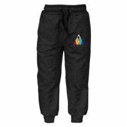 Дитячі штани Evolve logo