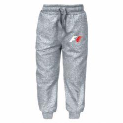 Детские штаны F1 - FatLine