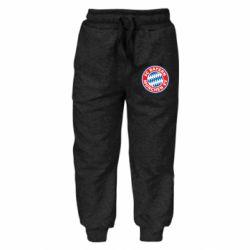 Дитячі штани FC Bayern Munchen