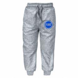 Дитячі штани Fiat logo
