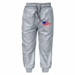 Дитячі штани Прапор США