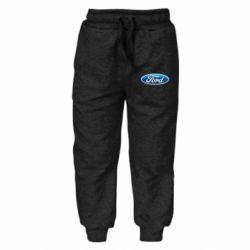 Детские штаны Ford 3D Logo