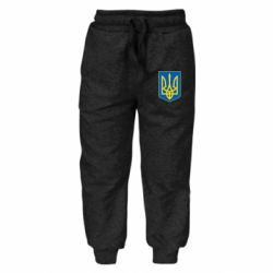 Дитячі штани Герб неньки-України