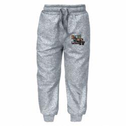 Дитячі штани GTA IV