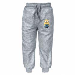 Дитячі штани Хитрий міньйон