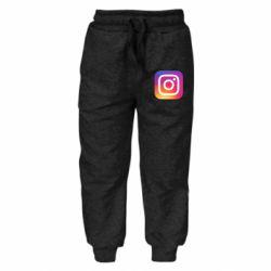 Дитячі штани Instagram Logo Gradient