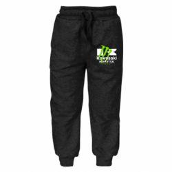 Дитячі штани Kawasaki Monster Energy