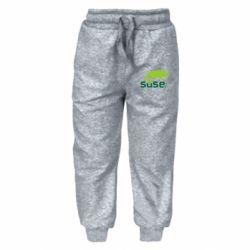 Детские штаны Linux Suse