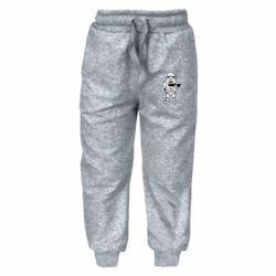 Дитячі штани Little Stormtrooper