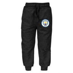 Дитячі штани Manchester City