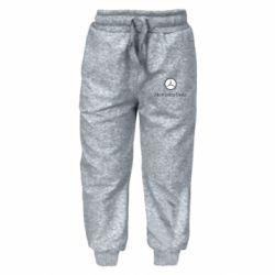 Детские штаны Mercedes-Benz Logo