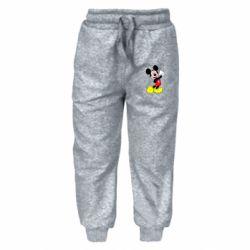 Дитячі штани Міккі Маус