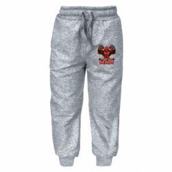 Дитячі штани MMA Fighter 2