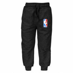 Детские штаны NBA - FatLine