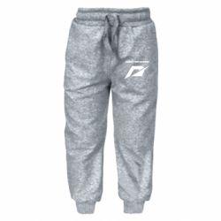 Детские штаны Need For Speed Logo