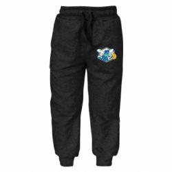 Детские штаны New Orleans Hornets Logo - FatLine