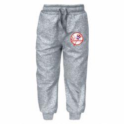Дитячі штани New York Yankees