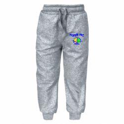 Дитячі штани Noize MC Logo