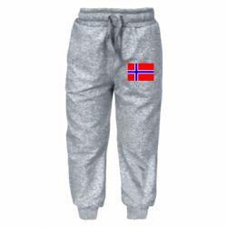 Дитячі штани Норвегія