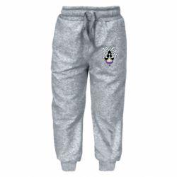 Дитячі штани Orochimaru Glitch