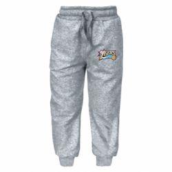 Дитячі штани Philadelpia 76ers