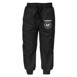 Дитячі штани Ramones