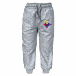 Детские штаны Simpson superman