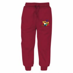 Детские штаны Simpsons At Home