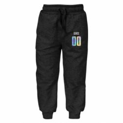 Детские штаны Since голограмма