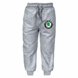 Дитячі штани Skoda Small