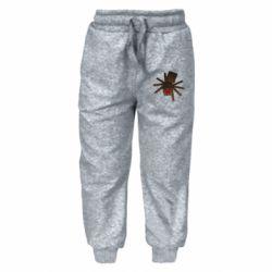 Детские штаны Spider from Minecraft