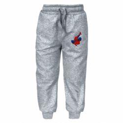 Детские штаны Spiderman - FatLine