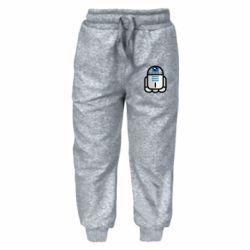 Детские штаны Sweet R2D2