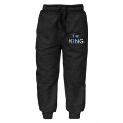 Детские штаны The King