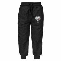 Детские штаны The Punisher Logo