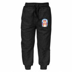 Дитячі штани Українська лисиця