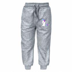 Детские штаны Unicorn swag
