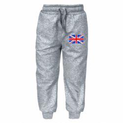 Детские штаны Великобритания
