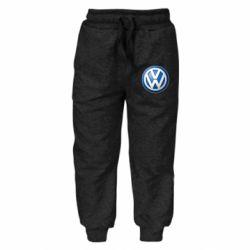 Дитячі штани Volkswagen 3D Logo
