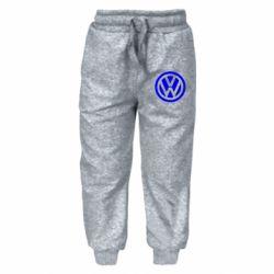 Дитячі штани Логотип Volkswagen