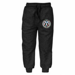 Дитячі штани X16