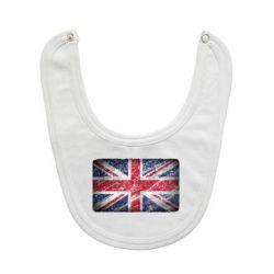 Слюнявчик  Англия - FatLine