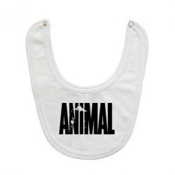 Слюнявчик  Animal Gym - FatLine