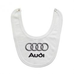Слюнявчик  Audi Small - FatLine