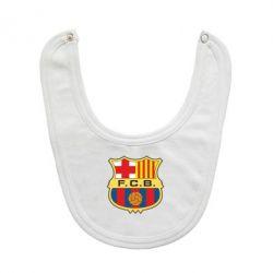 Слюнявчик  Barcelona - FatLine
