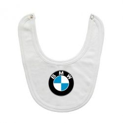Слюнявчик  BMW Small - FatLine