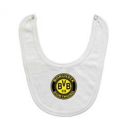 Слюнявчик  Borussia Dortmund - FatLine