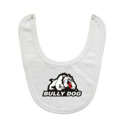 Слюнявчик  Bully dog - FatLine
